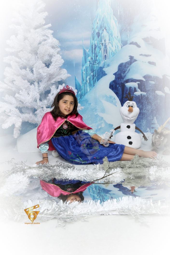 Disneys Frozen Inspired Photo Shoot LONDON