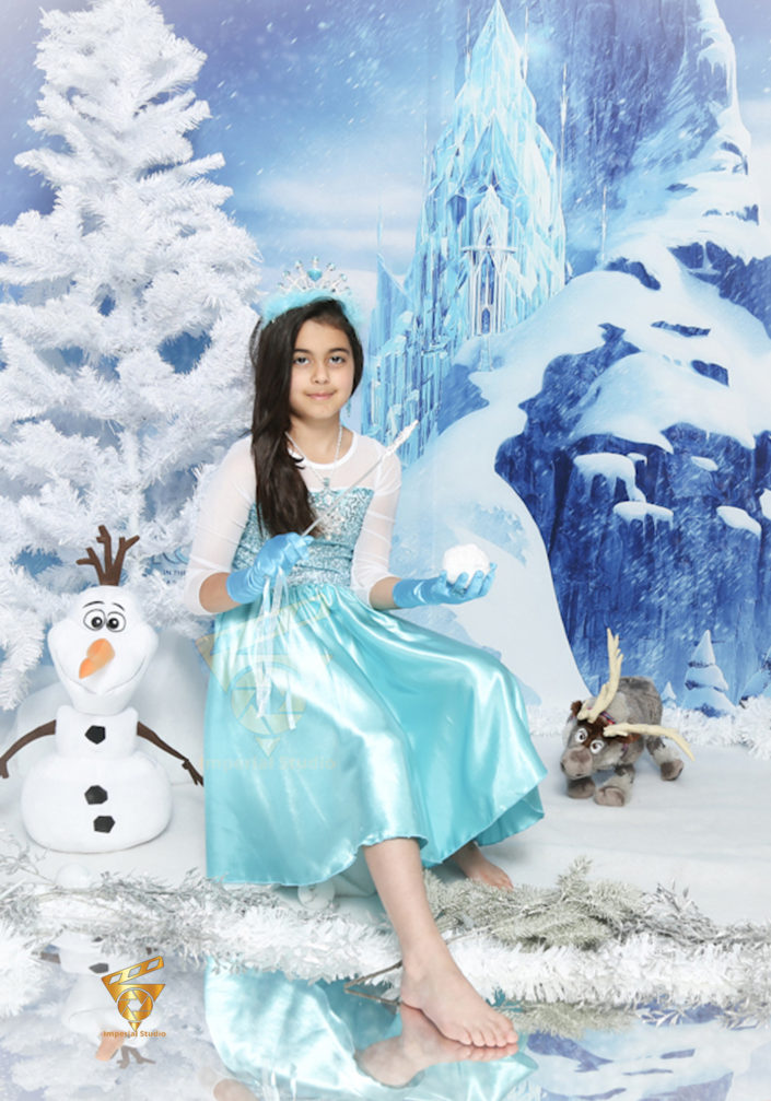 Disneys Frozen Inspired Photo Shoot NORTH LONDON