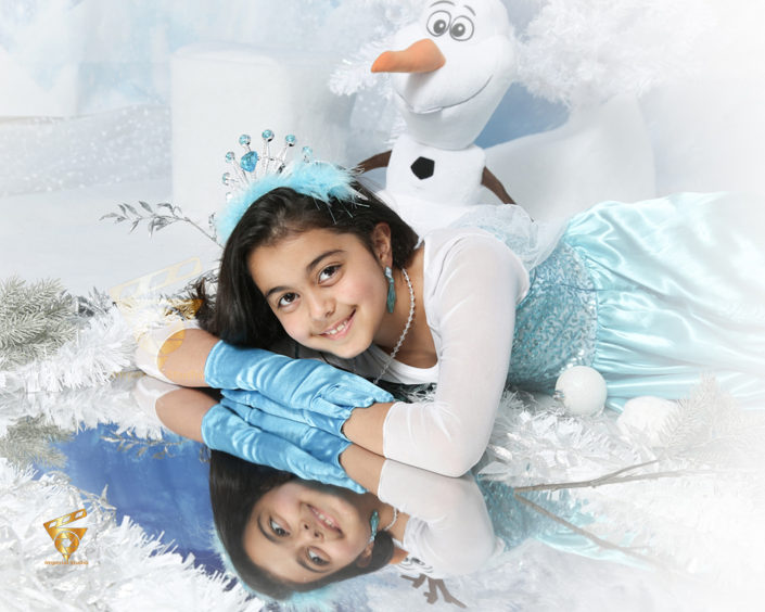 Frozen Inspired Photo Shoot FINCHLEY