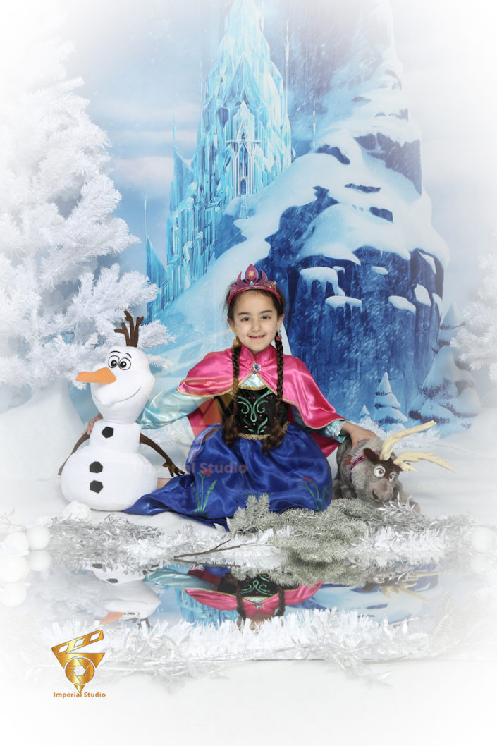 Themed Childrens Portrait Photography