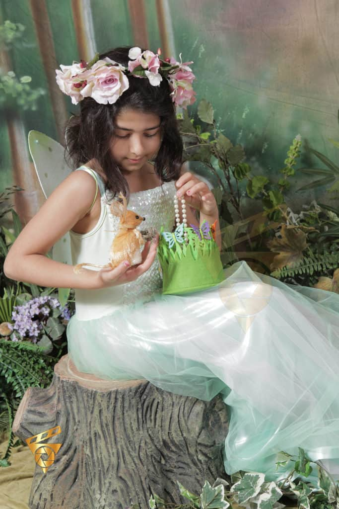 Fairyland photoshoot